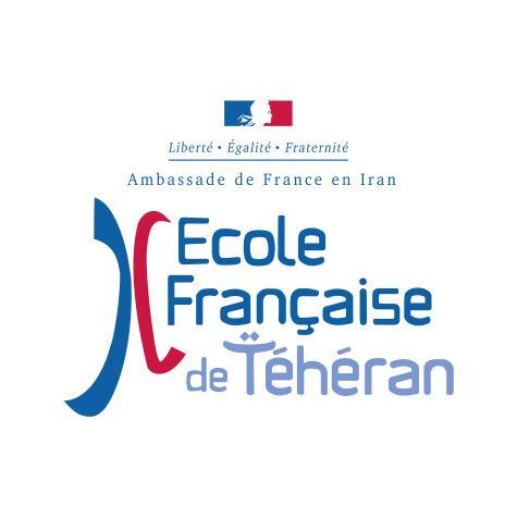 لوگو مدرسه فرانسه شریعتی